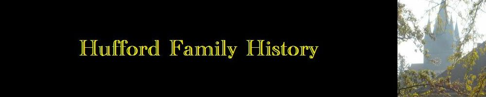 Hufford Genealogy
